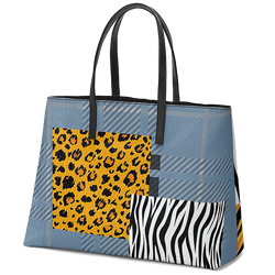 Jungle Ambitious Handmade Kika Tote