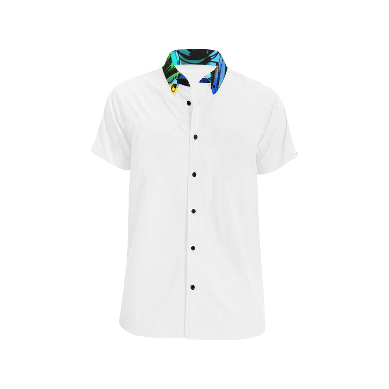 MALLOPPO CLASSIC 'Cut & Sew Made to Order' Collar Shirt - ENE TRENDS