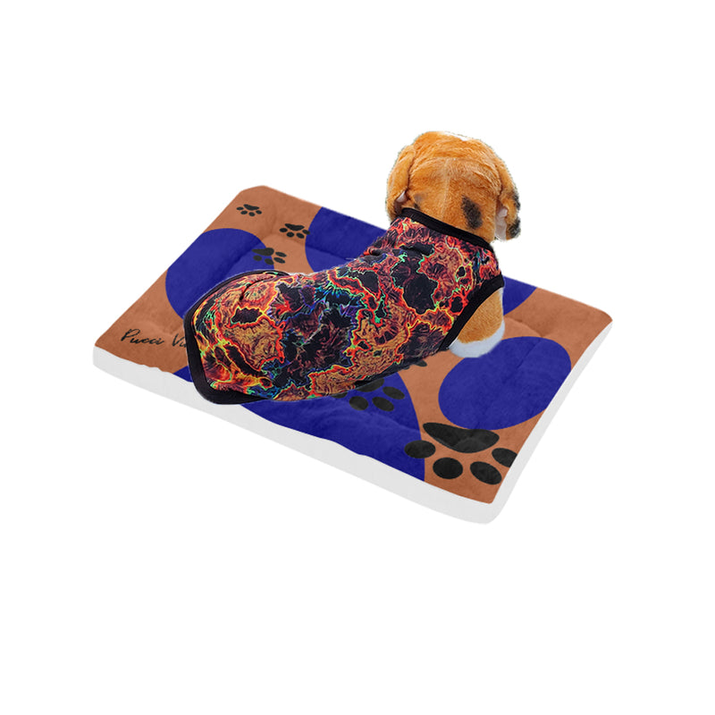 Pucci Vuitton Steps 2 Greatness Pet Bed