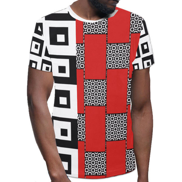 Punteggiato T-shirt for Men - ENE TRENDS