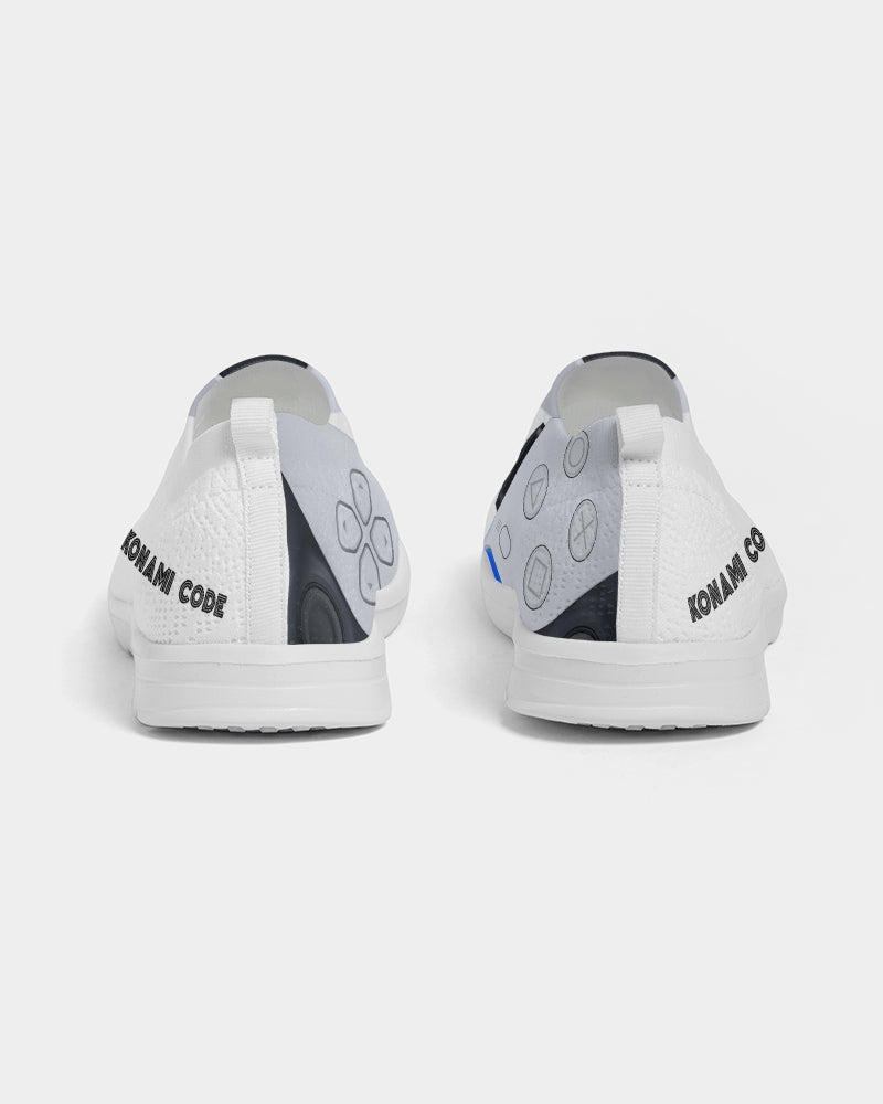 Exclusive PS5 Customized Men's Slip-On Flyknit Shoe