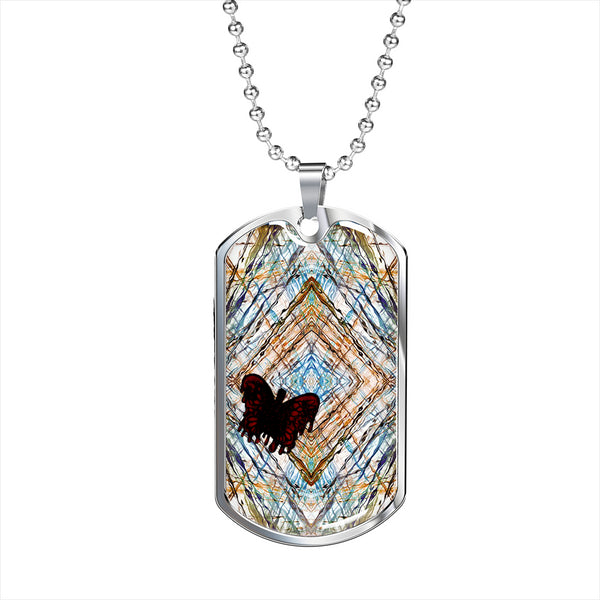 Sonic Pulse Exclusive Luxury Dog Tag Chain