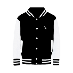 MONEY HUNGRY TIME FOR A MILL Varsity Jacket - ENE TRENDS