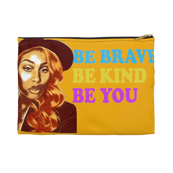 JUST BEYOUTIFUL Accessory Pouch - ENE TRENDS