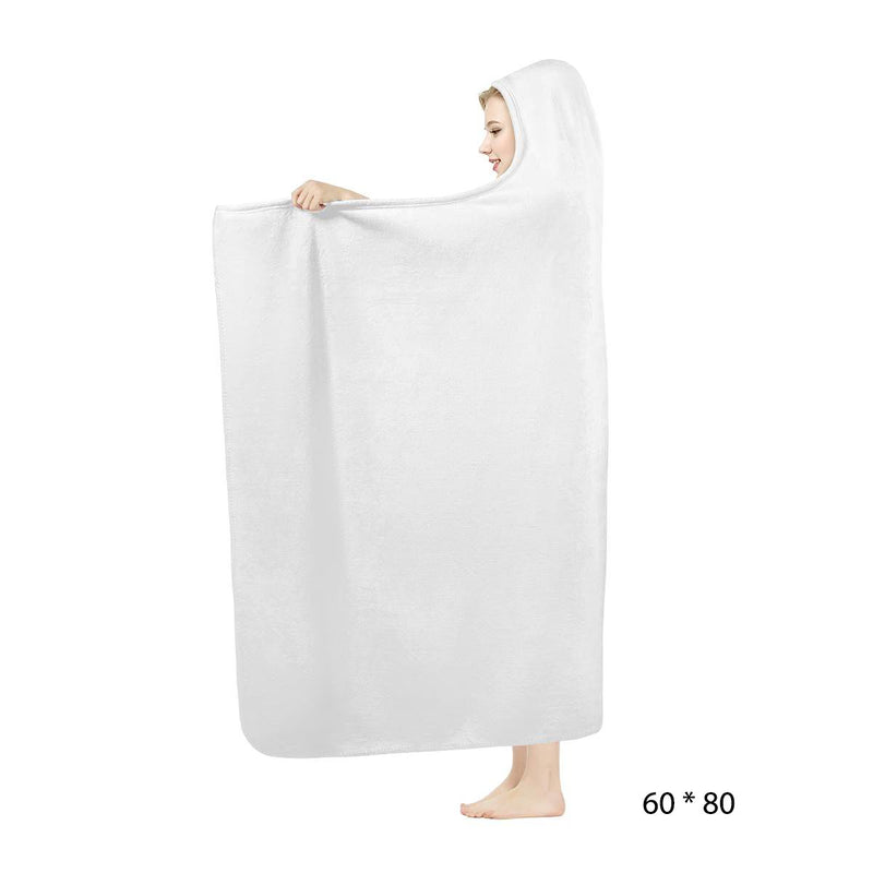 Petty By Nature Hooded Blanket