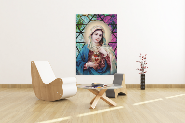 Immaculate Heart of Mary is a devotional name