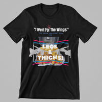 I Went For Wings Unisex Classic T-Shirt