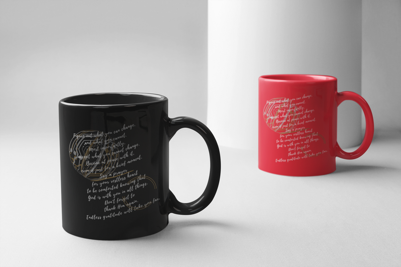 NOTE TO SELF Full Color Mug