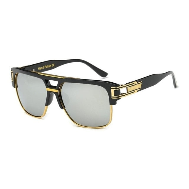 BO$$ UP Classic Luxury Men Sunglasses (9 Colors)