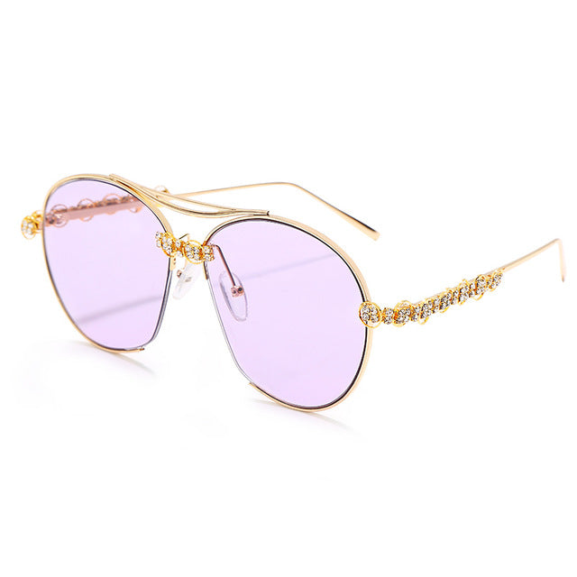 Doux Luxury Oversized Sunglasses (8 Colors Available)