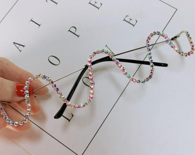 eyeglasses frames for men eyeglasses frames for women eyeglass frames mens glasses frames woman glasses optical frames eyewear frames rhinestone eyeglass frames eye frames eye glass frames for menRhinestone Eyeglasses Frames For Women Wave Sunglasses Frames For Men Eyewear Decoration