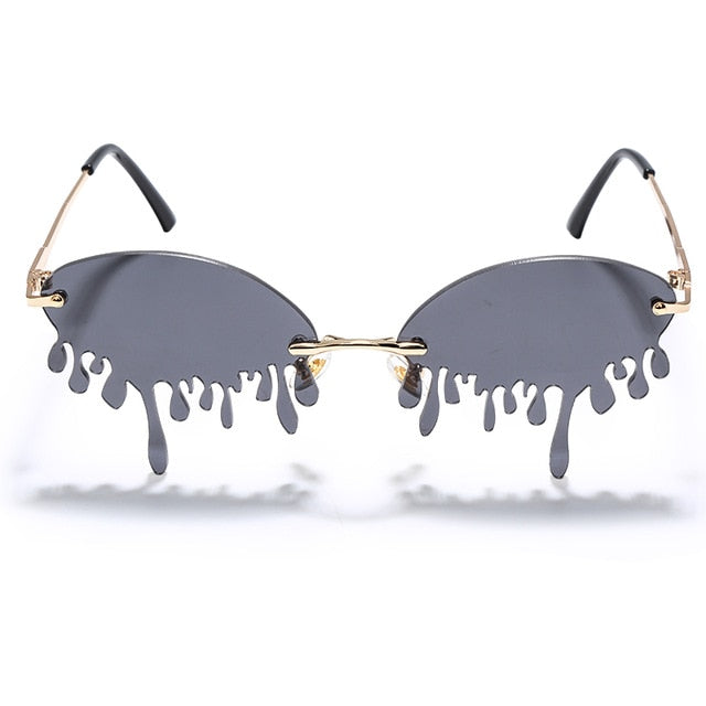 Unique Tears Vintage Steampunk Sunglasses (8 Colors)