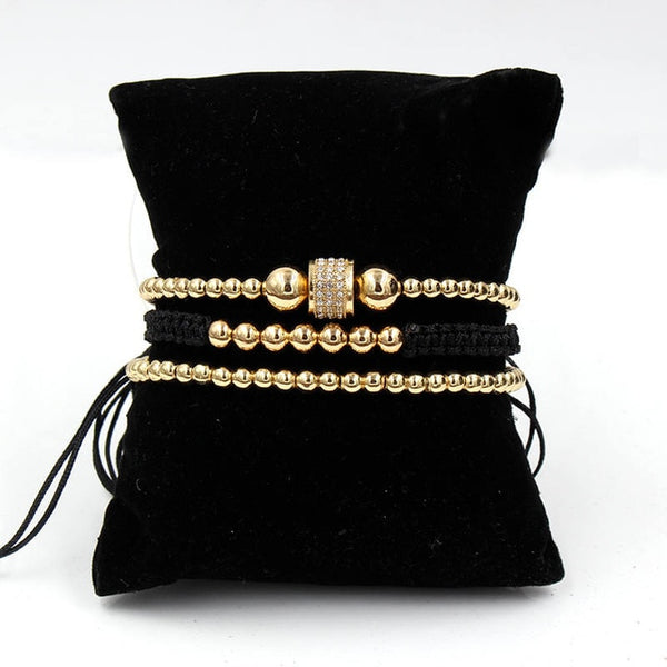 De Oro Bracelet Sets Men / Women