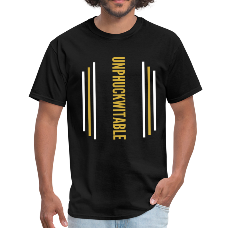 Unphuckwitable Men's T-Shirt - black