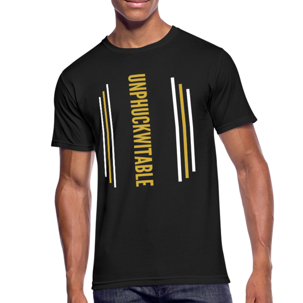 Unphuckwitable Men's Organic T-Shirt - black