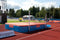 High Jump Pit Competition 2