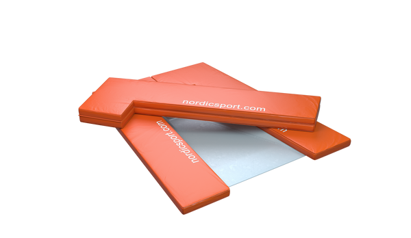 Pole Vault Box Collar With Wings