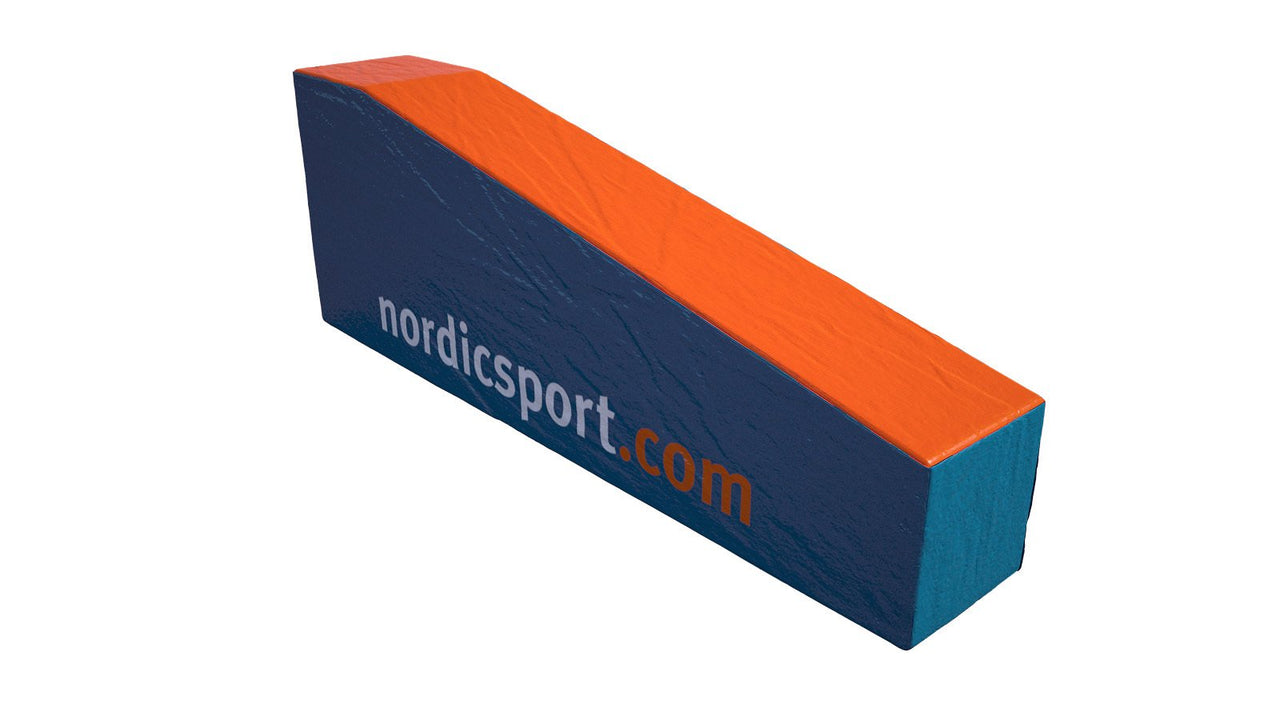Protection Pads for World Cup Double Pole Vault Pit