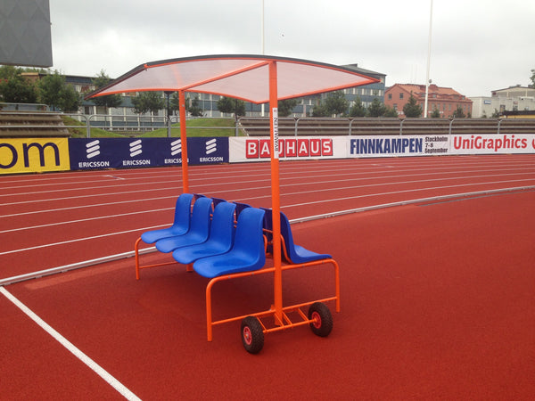 Athletics Shelter Mobile