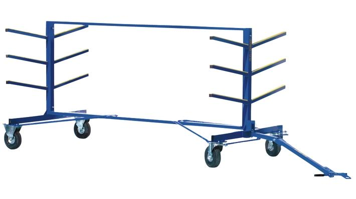 Cart for Bandy Board