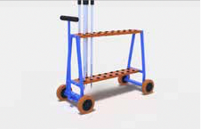 Javelin Cart