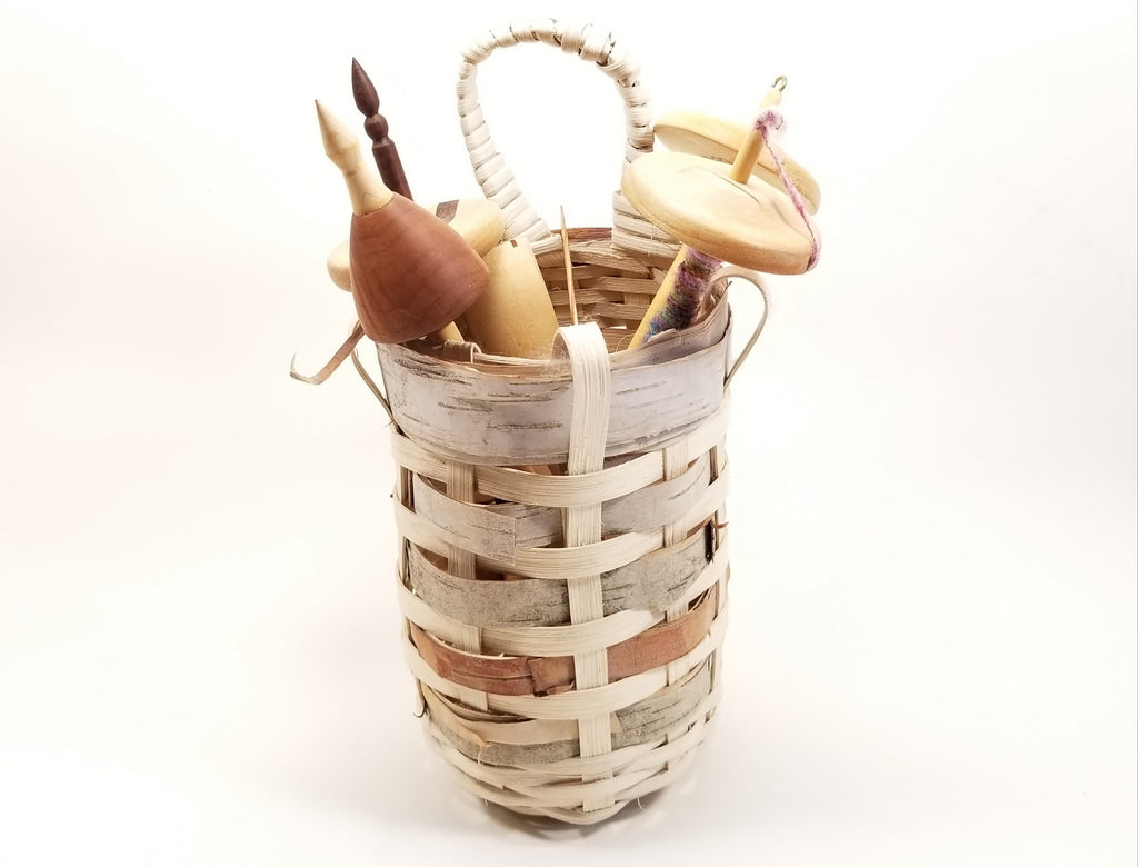 Spindle basket
