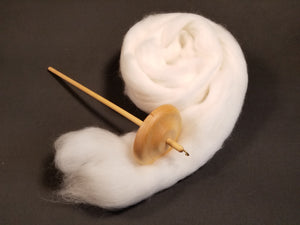 Natural superfine merino top (16.5-17 microns)