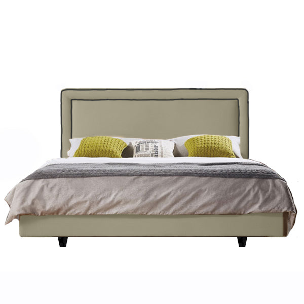 Tivoli Luxury Velvet Bed Frame with Bedhead