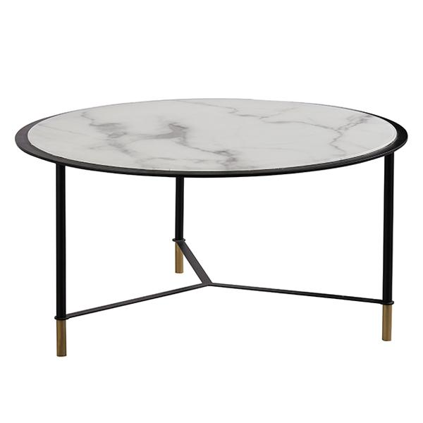 Capri Round Coffee Table