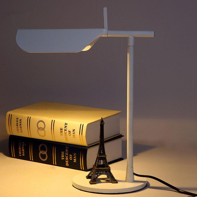 Morris White Desk Lamp