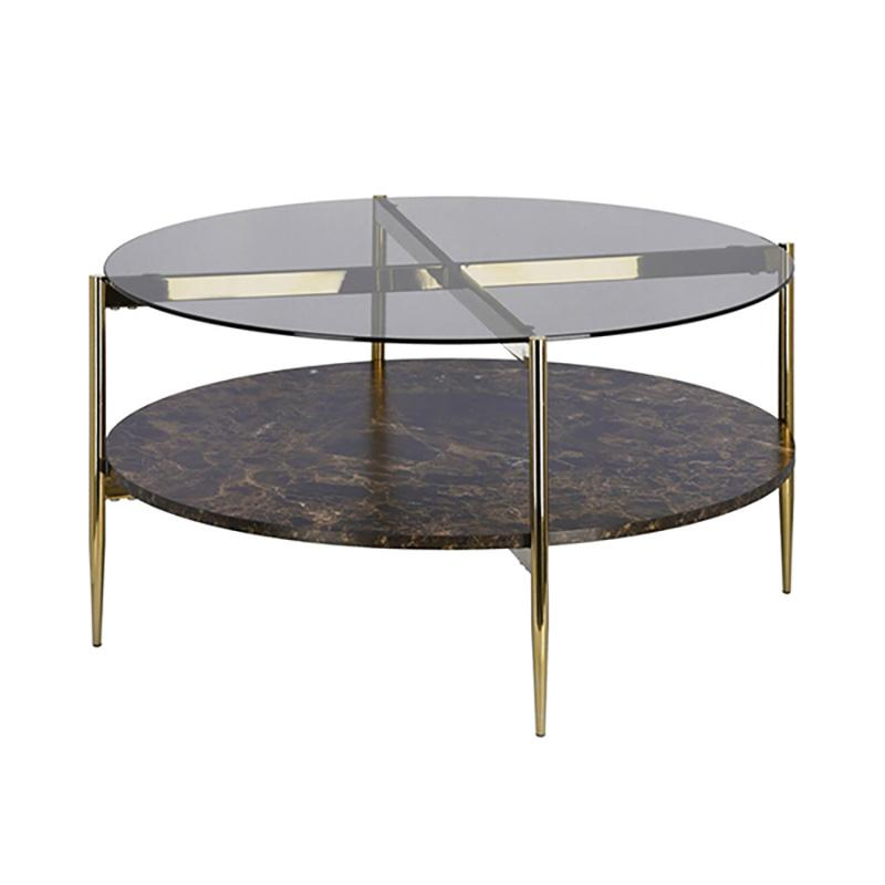 Solange Round Coffee Table