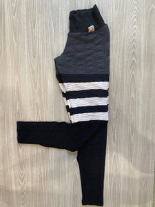 SOCKS LEGGINGS WAVE