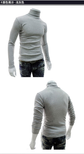 Winter Men'S Sweater Casual