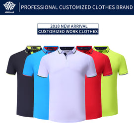 Adhemar quick-drying golf shirts for men/women fashionable T-shirt short-sleeved polo shirt for outdoor sports