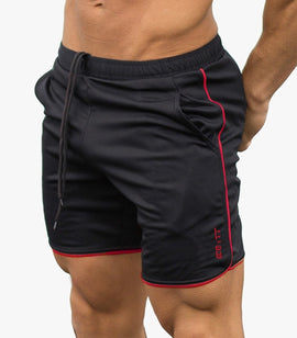 Men Fitness Bodybuilding Shorts