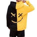 Streetwear Hoodies Unisex Long Sleeve Teens Fashion Print Hoodie