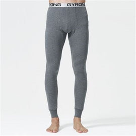 Men 100% cotton thermal underwear