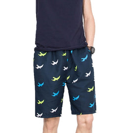 Shorts Men Printed Shorts Causal