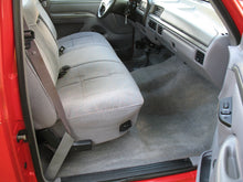 Load image into Gallery viewer, 1995 Ford F250 Regular Cab Long Bed Diesel Truck Grey Interior