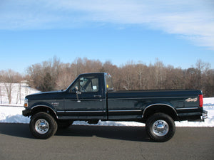 1995 Ford F250 Regular Cab (Straight Axle) Diesel Truck Driver Side