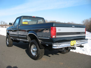 1995 Ford F250 Regular Cab (Straight Axle) Diesel Truck Rear Driver