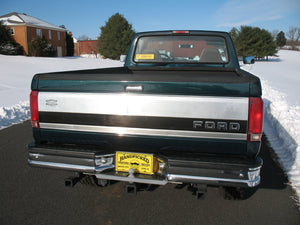 1995 Ford F250 Regular Cab (Straight Axle) Diesel Truck Rear