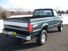 Load image into Gallery viewer, 1995 Ford F250 Regular Cab (Straight Axle) Diesel Truck Rear Passenger Side