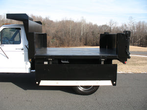 SOLD 1995 Ford F350 Regular Cab Dump Bed Dually Diesel Truck