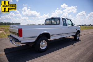 SOLD 1995 Ford F250 Extended Cab Long Bed Diesel Truck