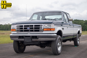 1996 Ford F250 Extended Cab Long Bed Diesel Truck