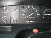 Load image into Gallery viewer, 1997 Ford F250 Crew Cab Short Bed Diesel Truck Grey Interior Odometer
