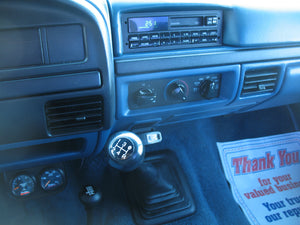SOLD 1997 Ford F250 Regular Cab Long Bed Diesel Truck