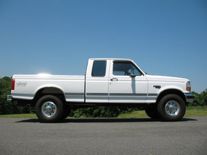 SOLD 1997 Ford F250 Extended Cab Short Bed Diesel Truck