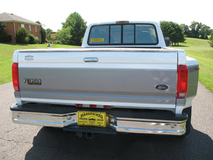 SOLD 1997 Ford F350 Crew Cab Dually Long Bed Diesel Pickup